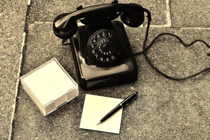 電話の応対 苦手