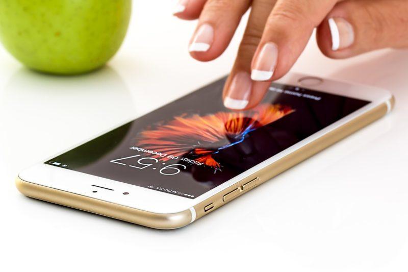 iPhone8とiPhone6sとの比較